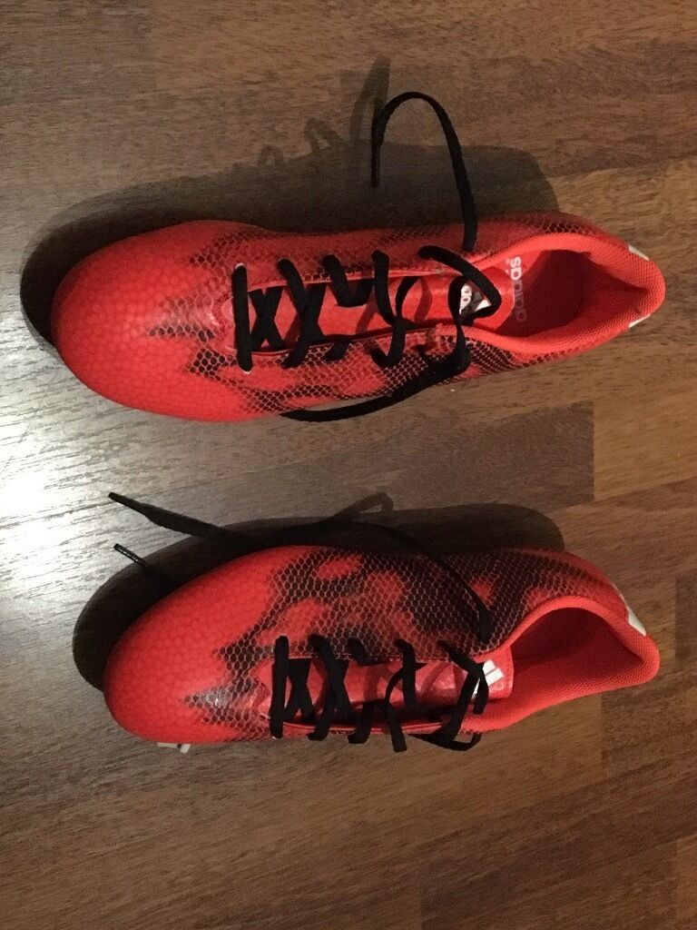 Mens Adidas Football Boots Size10