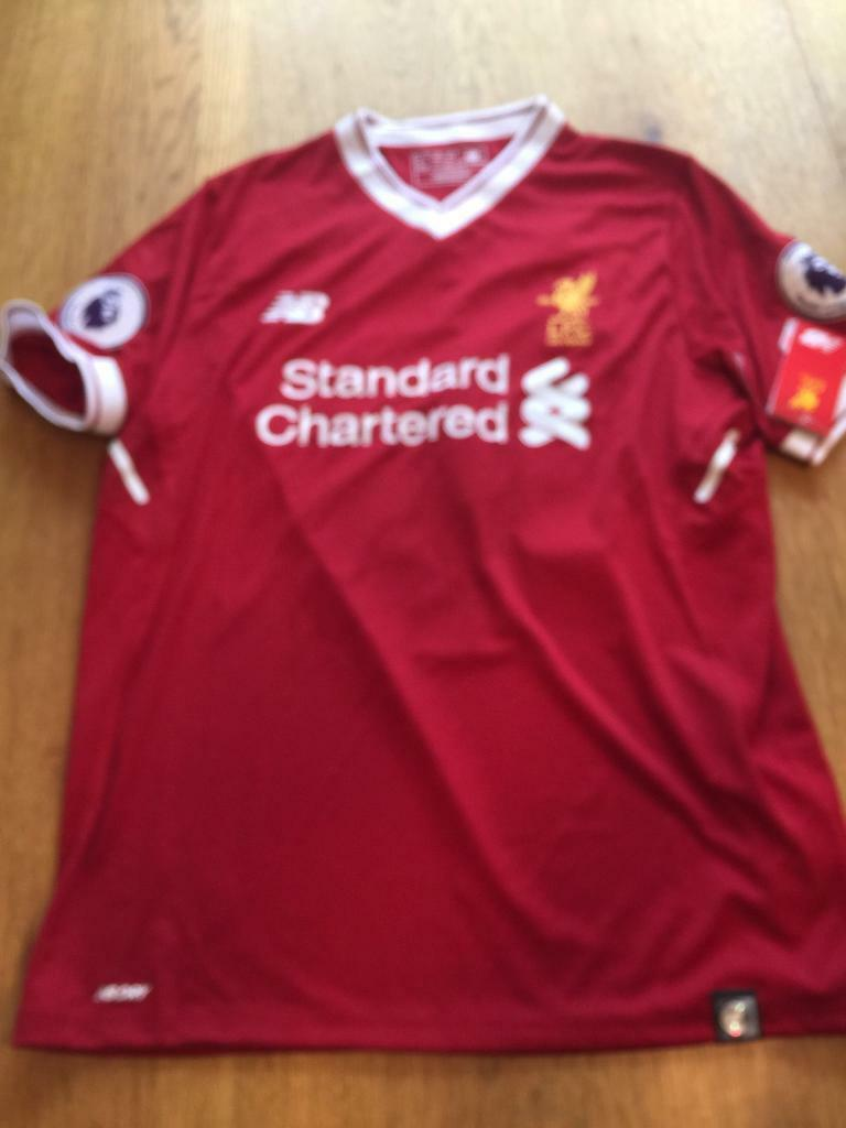 Liverpool home football shirt XLB