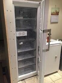 Large upright freezer / frost free