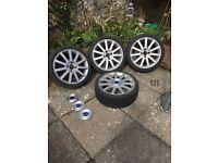 Fiesta ST Wheels & Tyres