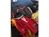 Large clothing bundle boys 10-12