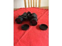 Panorama 10 x 50 binoculars with case