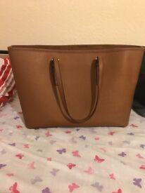Michael Kors Tan Handbag