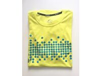 Nike DriFit Yellow top Size S -50% off