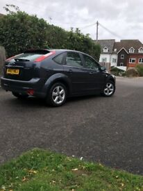 Ford Focus low mileage full years mot