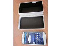 White Samsung Smart Phone