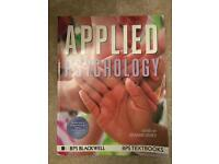 Applied Psychology textbook - Graham Davey