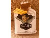 Bridget, Wooden luxury strategy game