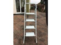 4 Rung Folding Step Ladder