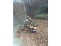 Lovely garden stones