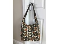 Orla Kiely changing bag used in excellent condition