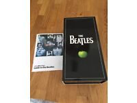 The Beatles boxed cd collection
