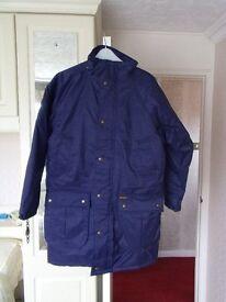 Men's Navy Blue Regatta Jacket