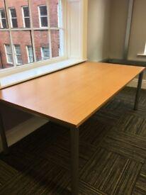 Boardroom table / office desk