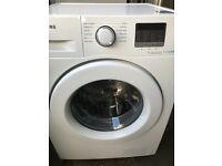Samsung 8 kg eco bubble timer display washing machine
