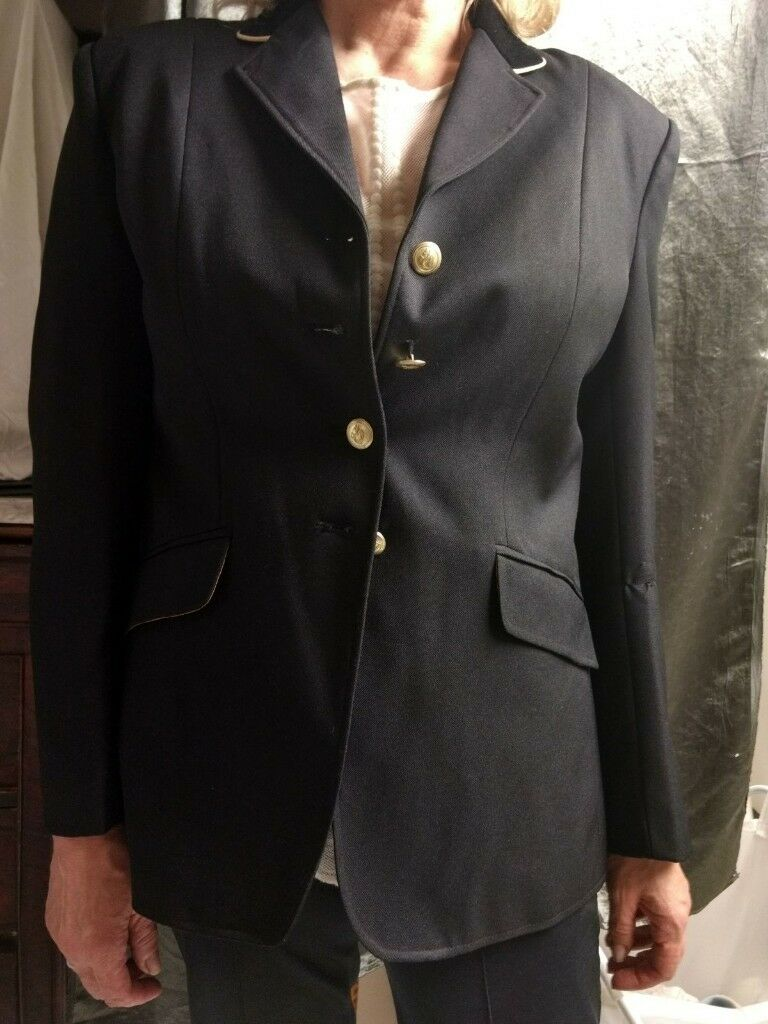 Ladies Competition Riding Jacket