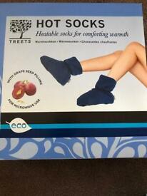 Brand new Hot socks
