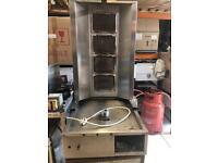 Donner Kebab Machine 4 Burners spare & Repair