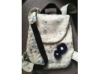 Handmade backpack/ bag