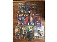 Star Wars Tales of the Jedi Dark Horse Comics