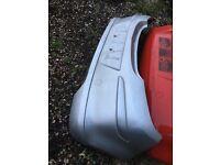 2x Vauxhall Corsa D limited edition xp Sri rear bumper