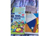 HNC Childcare Textbooks