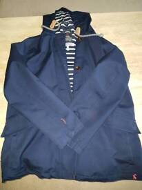Joules Waterproof Coat Size 12