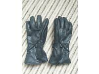 Female motorcycle gloves