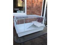 Indoor rabbit/ guinea pig hutch