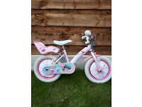 Disney princess girls bike £45 ONO