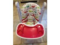 OWLS HIGH CHAIR