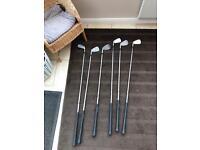 Maxfli Revolution golf clubs