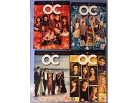 The OC 1-4 complete box sets