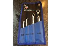 4 pc Torx double box wrench set (tools)