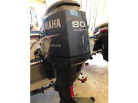 80 Yamaha 4 stroke