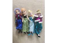 Genuine Disney Frozen Dolls