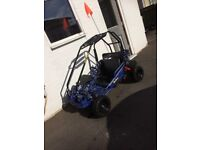 Off road kids petrol buggy