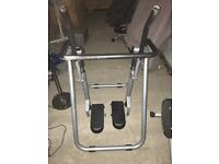 exercise skiing machine . good condition