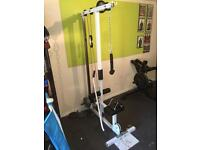 Powerline lat pulldown/row (Andover Hampshire)