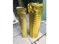 18 sq m sonic gold 5mm laminate flooring underlay