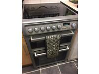 Hotpoint ceramic double oven