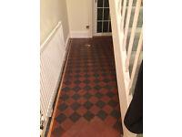 Victorian Flooring Quarry tiles