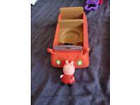 Peppa pig little cars