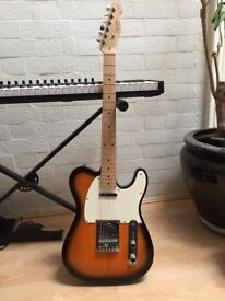 Squier by Fender Affinity Telecaster MN, 2-Tone Sunburst