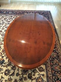 Coffee Table Yew reproduction Bradley furniture