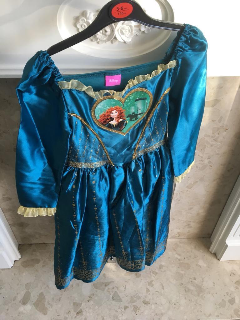 Brave dress 7-8