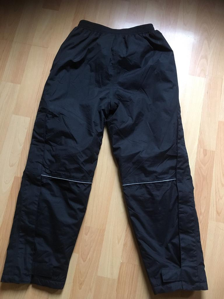 Children's Higear Waterproof Padded Over Trousers Age 11-12 Years