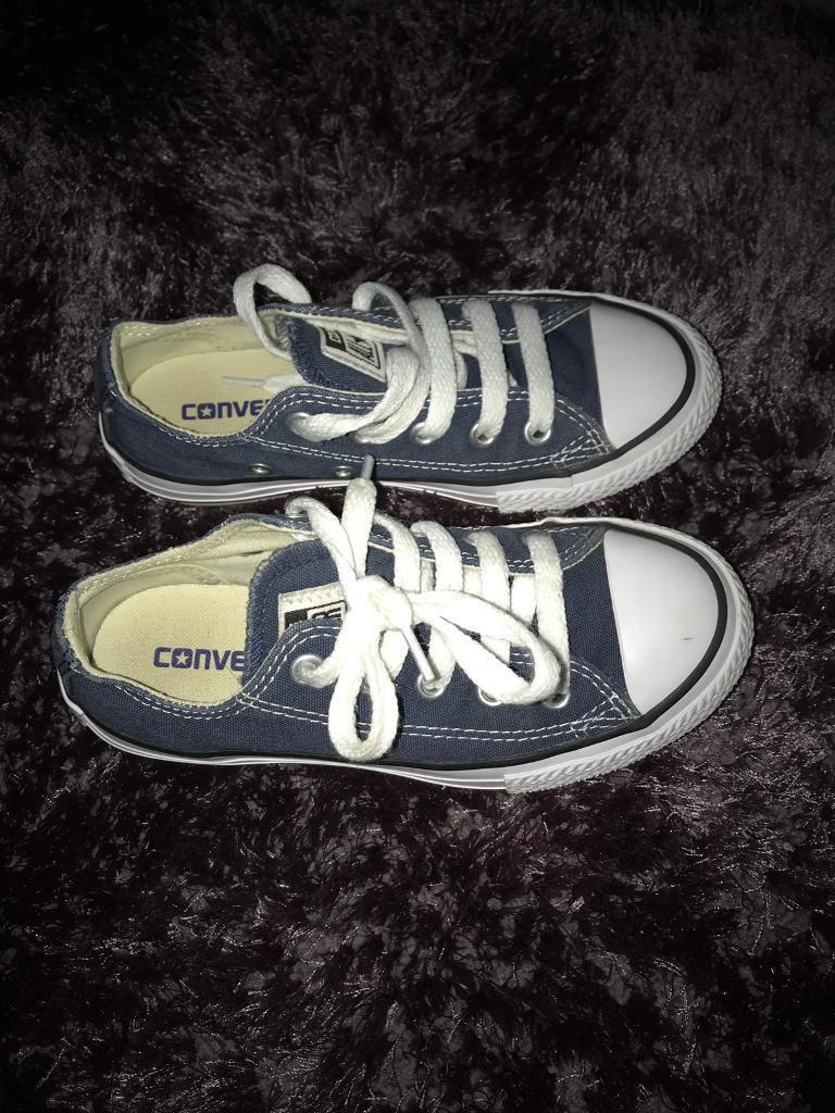 Junior Boys Converse Size 11  cf0cf1255