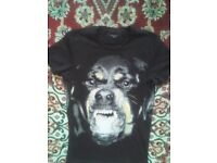 Givench Rottweiler T- shirt