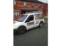 Ford transit connect 75600 mileage